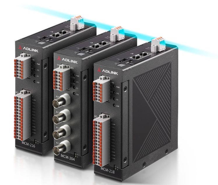 ADLINK Technology Launches New MCM-216/218 Boundary DAQ Data Acquisition Solution